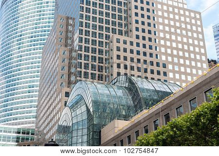 View on Brookfield Place