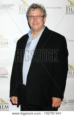 LOS ANGELES - SEP 24:  Larry Estes at the Catalina Film Festival Opening Night Feature -- West of Redemption at the Lancer Auditorium on September 24, 2015 in Avalon, CA