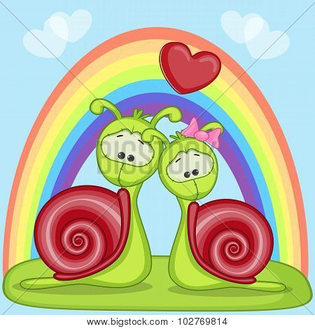 Lovers Snails