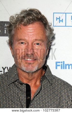LOS ANGELES - SEP 24:  John Savage at the Hollywood Film Festival Opening Night Red Carpet at the ArcLight Theater on September 24, 2015 in Los Angeles, CA