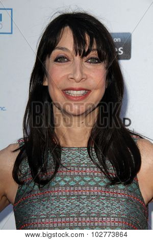 LOS ANGELES - SEP 24:  Illeana Douglas at the Hollywood Film Festival Opening Night Red Carpet at the ArcLight Theater on September 24, 2015 in Los Angeles, CA