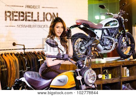 Bangkok International Grand Motor Sale 2015