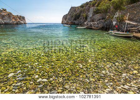 Alypa Beach Peloponnese