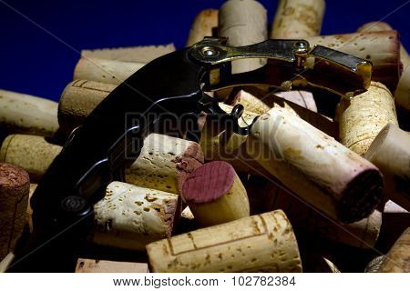 Corks and Waiters cork screw
