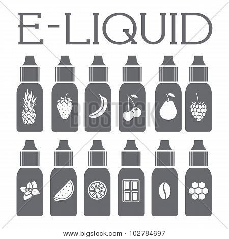 Liquid To Vape