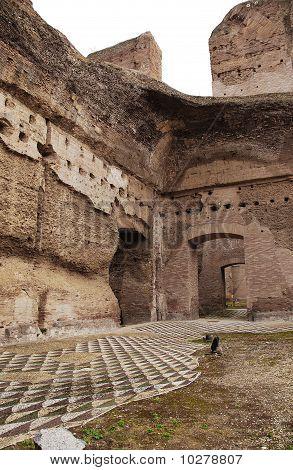 Terme Di Caracalla, Roma, Italia
