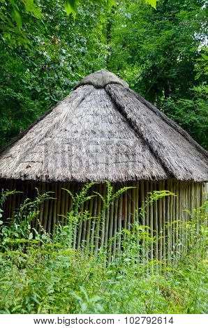 African Round House