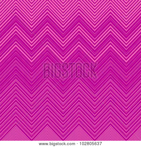 Stylish Decorative Background with Zigzags