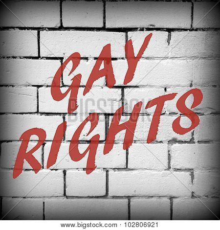 Gay Rights Message