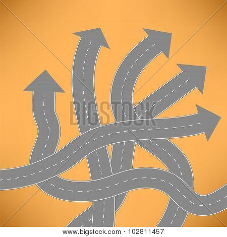 Roads Icon