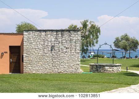 Idyllic Seaside Accommodation