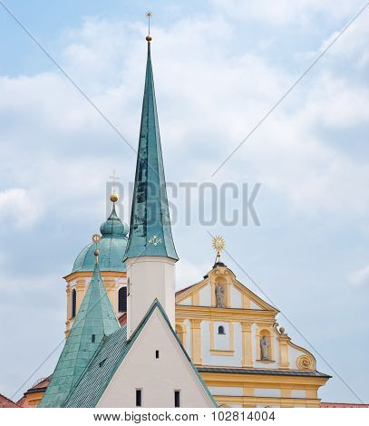 Church In Altotting