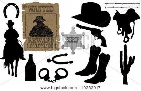 Elements For Cowboy Life