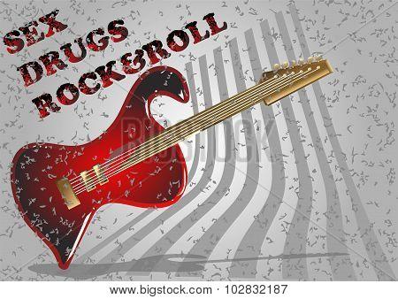 Guitar Simbol