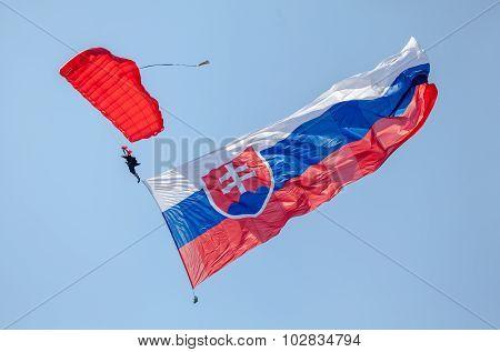 Slovak National Flag