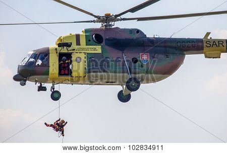 Helicopter Mil Mi-17