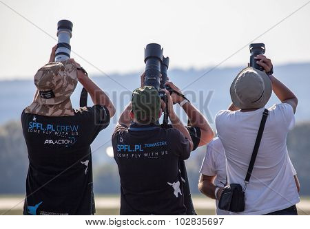 Profesional photographers