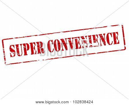 Super Convenience