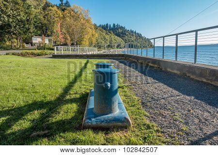 Seahurst Beach Fence