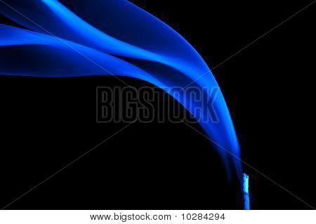 Blue Smoke Lace