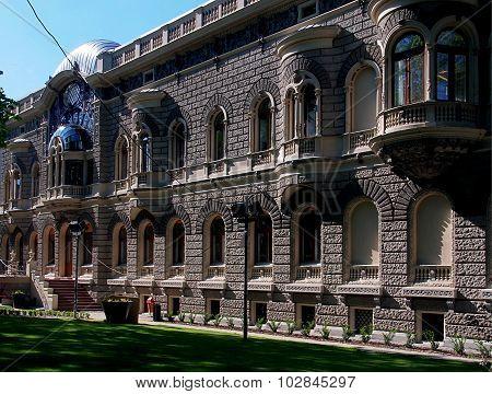 Palace manufacturer.