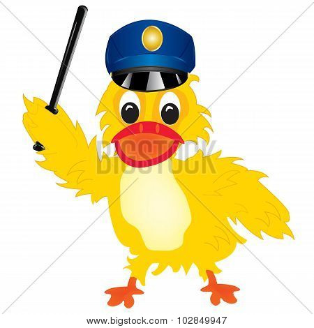 Duck police