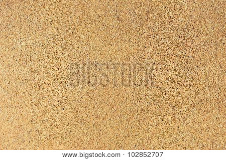 Exposed Aggregate Finish Wall