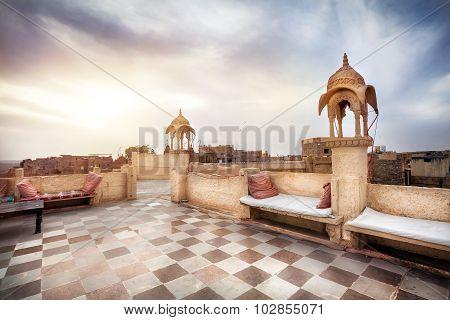Jaisalmer Fort Hotel