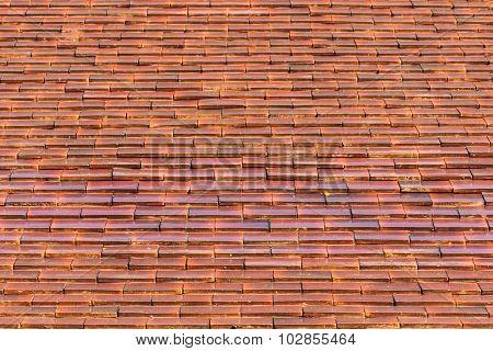 Thai Roof Texture