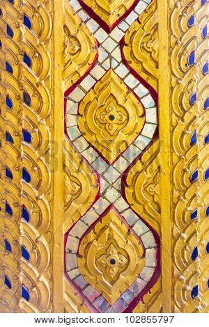 Temple Thai In Bangkok