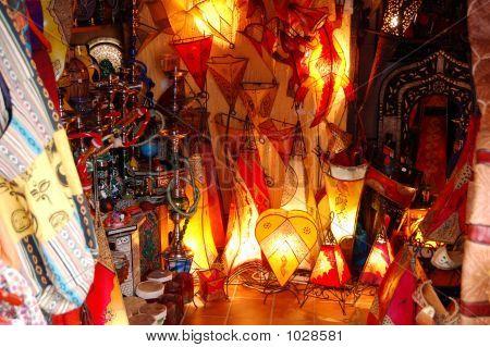 An Oriental Shop