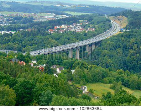 Highway D1 Velke Mezirici