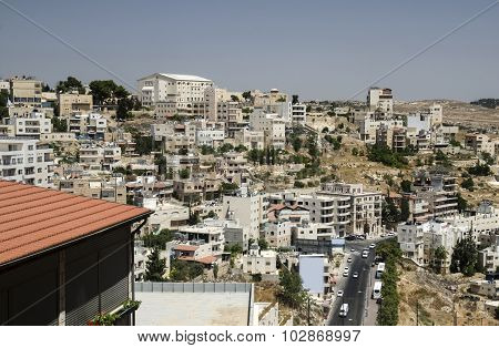 City Of Bethlehem, General View Panorama