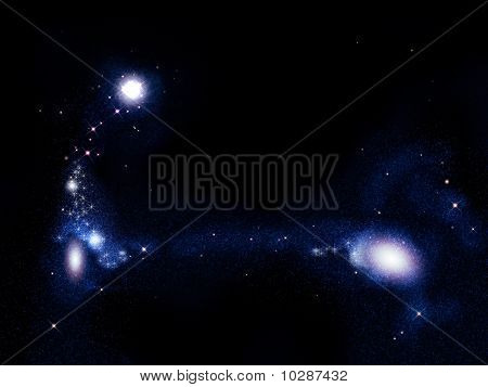 Stars Of Outerspace