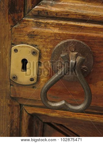 lock, latch, padlock
