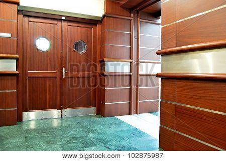Interior door handles