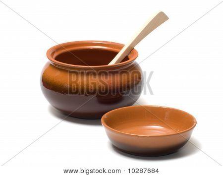 Ceramic Ware.