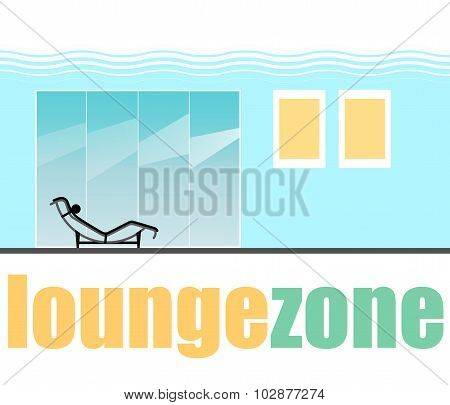 Lounge Zone Flat Interior