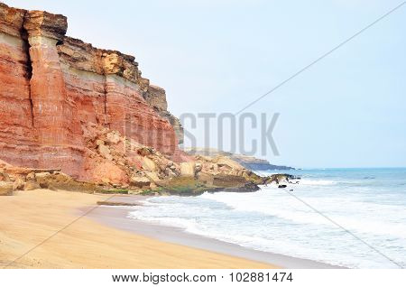 Beautiful Coastline of Angola