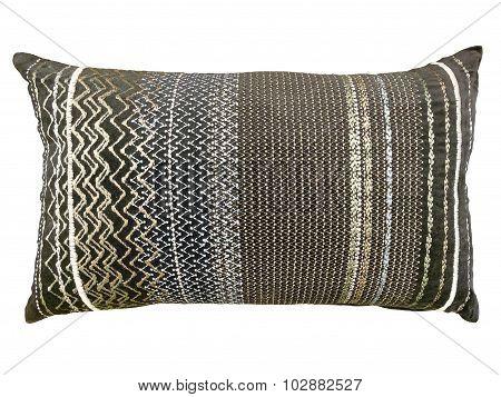 Decorative Striped Throw Pillow