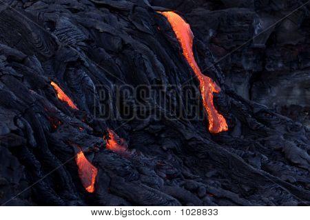 Lava Dribble