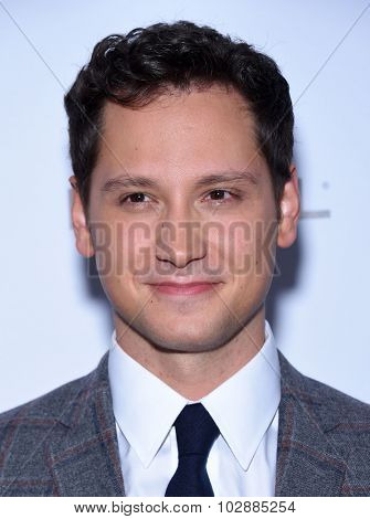 LOS ANGELES - SEP 18:  Matt McGorry Television Industry Advocacy Awards  on September 18, 2015 in Hollywood, CA