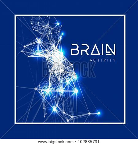 Concept of an Active Human Brain