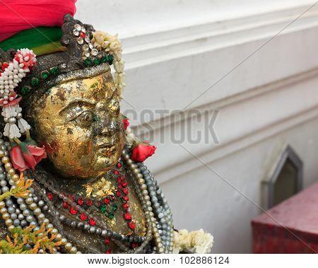 Kali Sculpture.