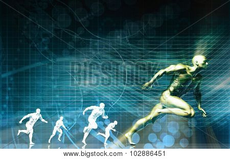 Sports Technology and Medical Research as Concept