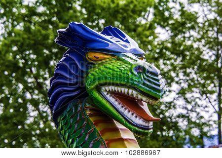 Children's Dragon Ride