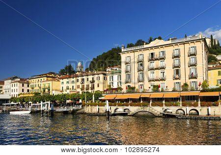 Bellagio Resort at Como Lake, Italy, Europe