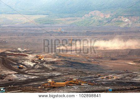 Coal mine, Most,Czech Republic