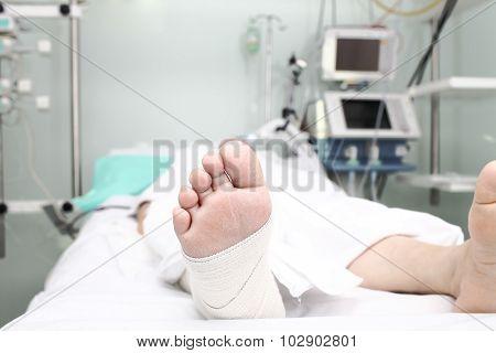 Concept Of Patients Death
