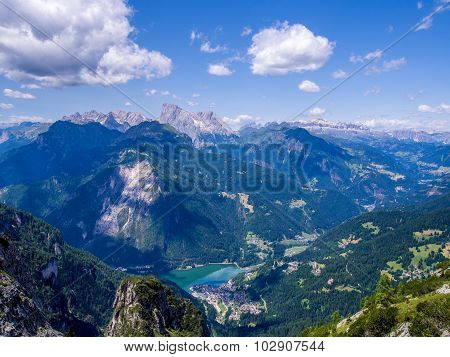 Alleghe - Dolomites - Italy
